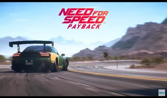 "Need for Speed: Payback's new trailer is out ""Welcome to Fortune Valley"""