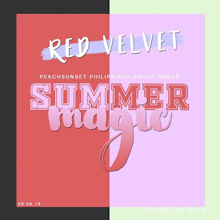 Red Velvet - Summer Magic Albümü