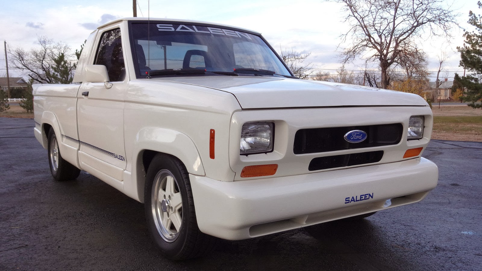 Daily Turismo: 10k: Lost In The Woods: 1988 Saleen Ranger