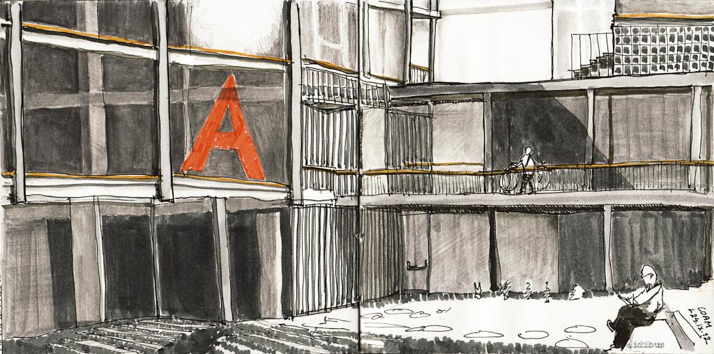 Aidibus ix semana de la arquitectura en madrid for La arquitectura en espana