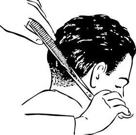 kerja tukang gunting