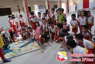 Dia da Educação no CSJD