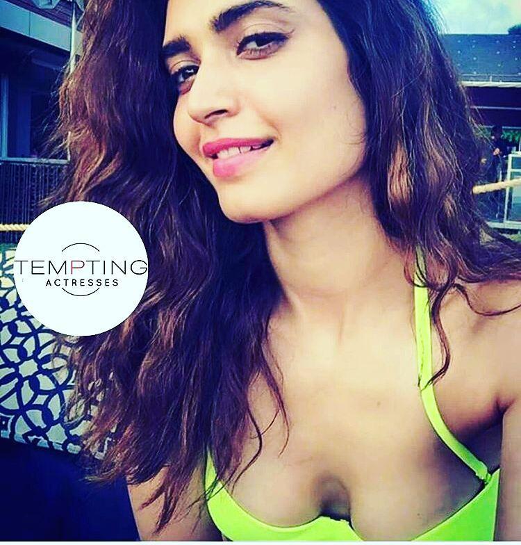 Karishma Tanna Latest Bikini Pictures