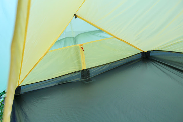 Vaude Power Lizard SUL 1-2P Tent