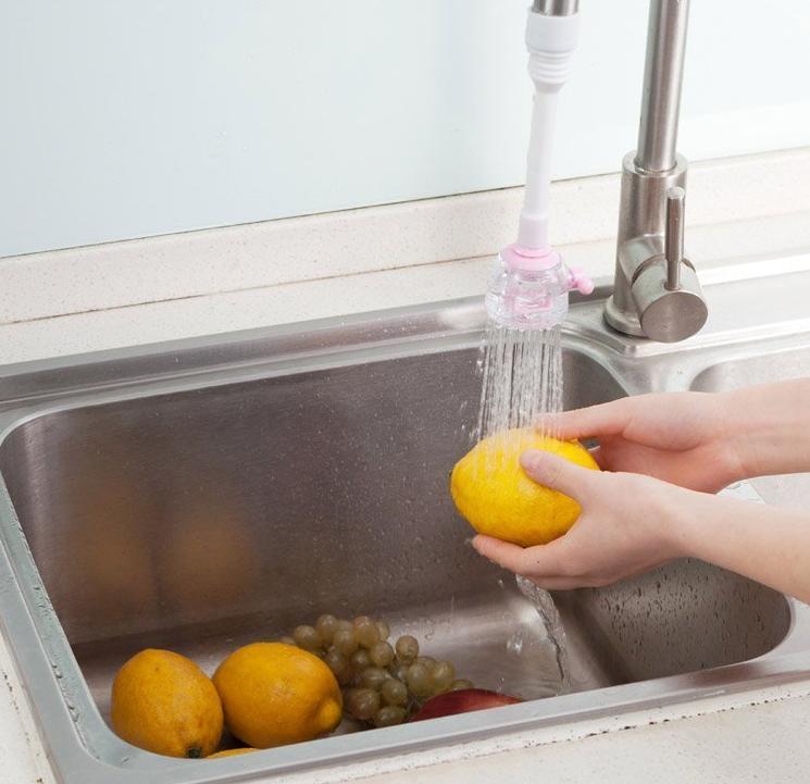 Kitchen Faucet Swivel Spray Aerator
