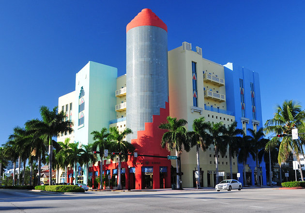 Quận Art Deco