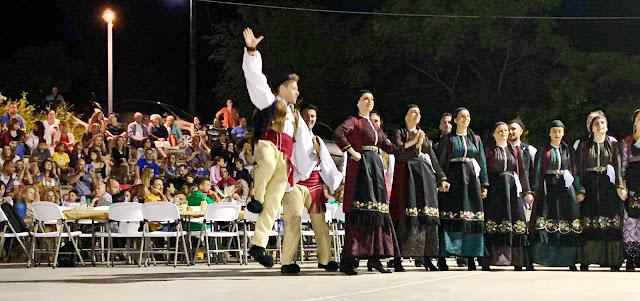 Γιάννενα: ΣΤΗ ΛΗΜΝΟ το τμήμα Παραδοσιακών χορών του Πνευματικού