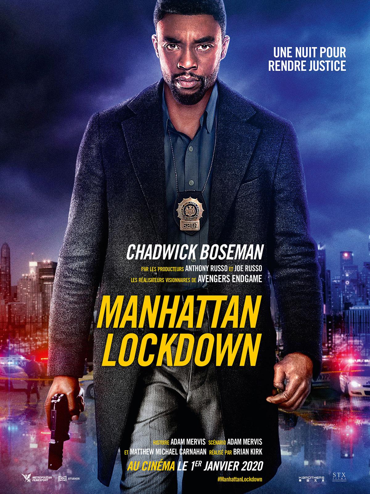 Manhattan Lockdown [HDTS MD] [Streaming] [Telecharger]