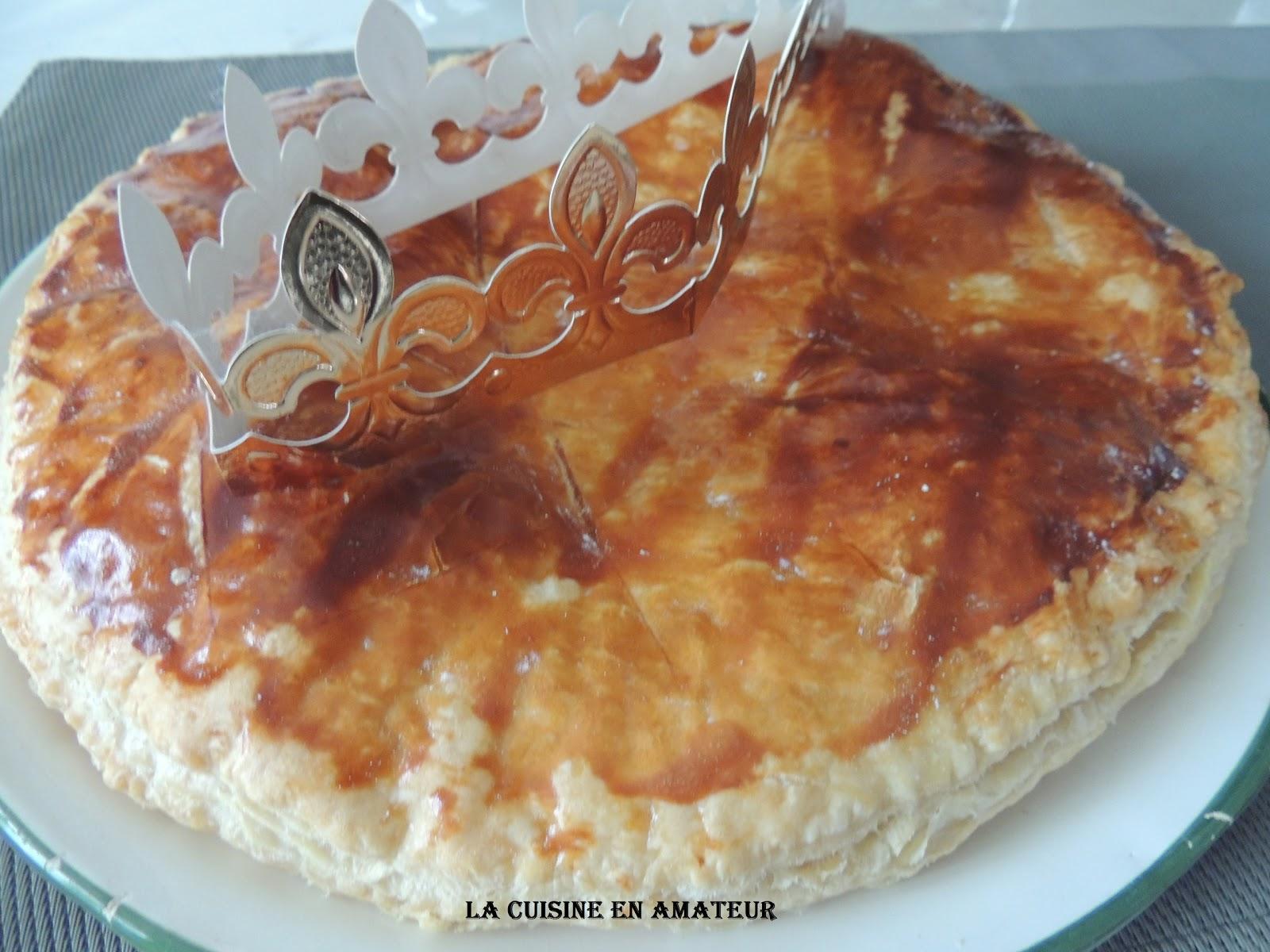 La cuisine en amateur de maryline galette des rois - Galette des rois herve cuisine ...