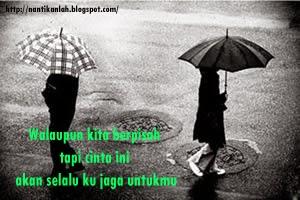 Kata kata Cinta Perpisahaan Sedih
