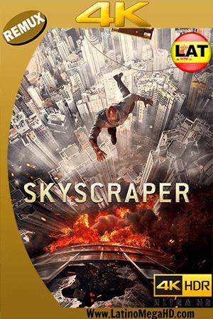 Rascacielos: Rescate en las Alturas (2018) Latino Ultra HD BDRemux 2160P - 2018