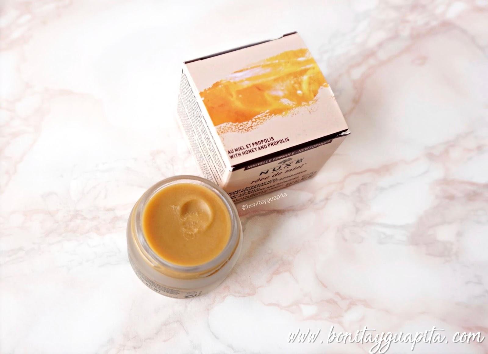 hidratante labial Nuxe Reve de Miel