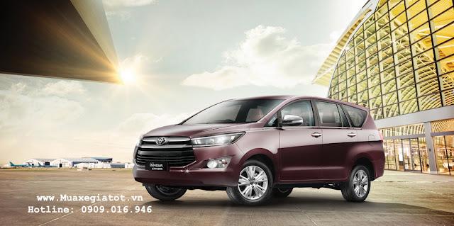 Toyota Innova 2016 hoàn toàn mới ra mắt tại Việt Nam từ ngày 18.07.2016