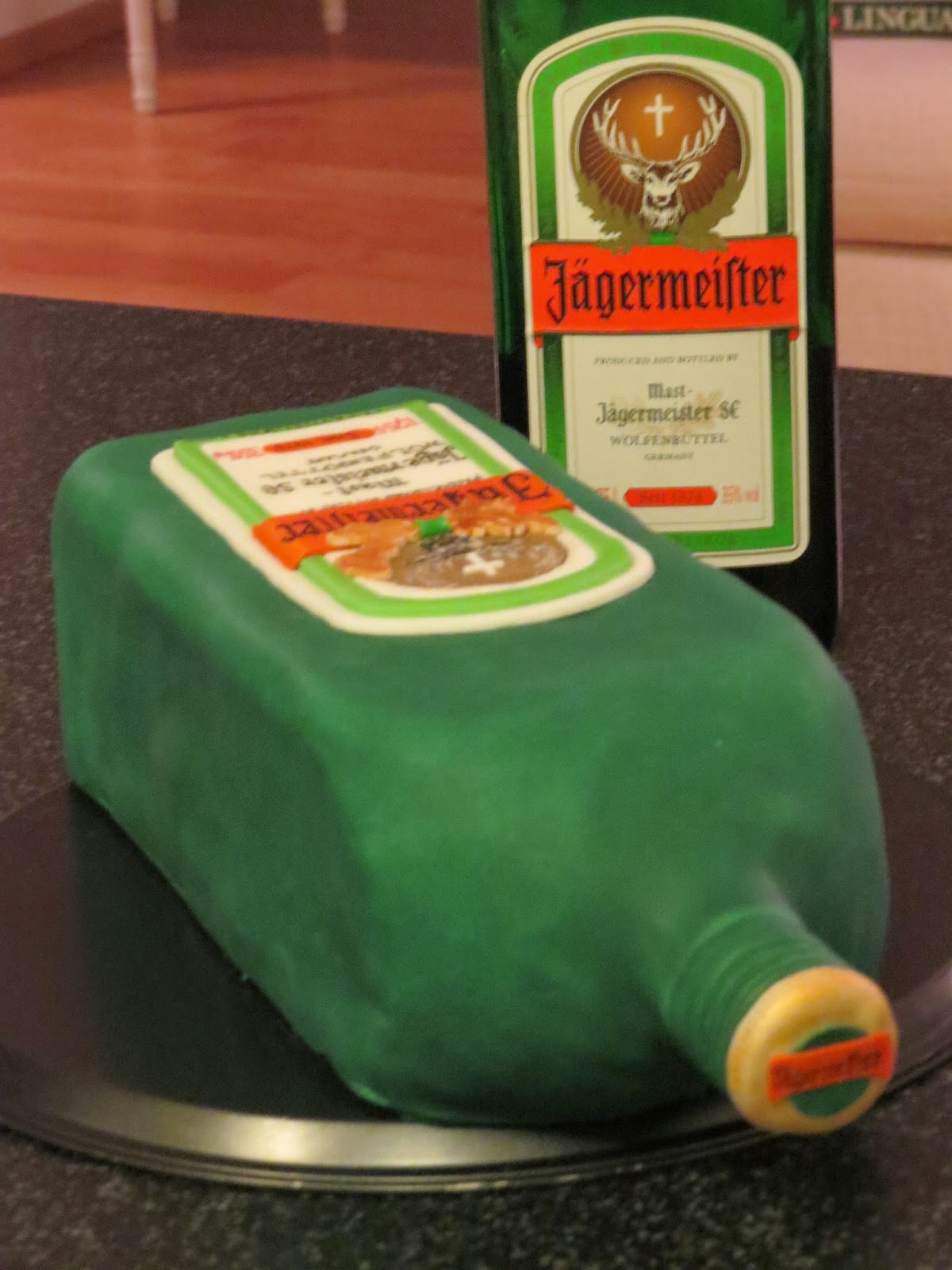 Jägermeister Cake