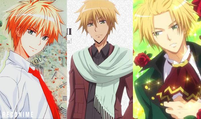 Ini Dia Siganteng Dari Anime Kaichou Wa Main Sama Pasti Para Penggemar Yang Satu Sudah Tidak Asing Lagi Dengan Cowok