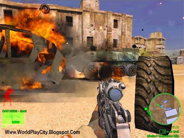 Delta Force Black Hawk Down PC Game Full Version Download   Games