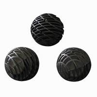 """拉西環-1.5""""生化球"""