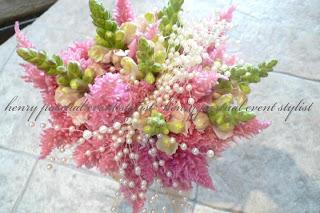 What's Your Bridal Bouquet Color?