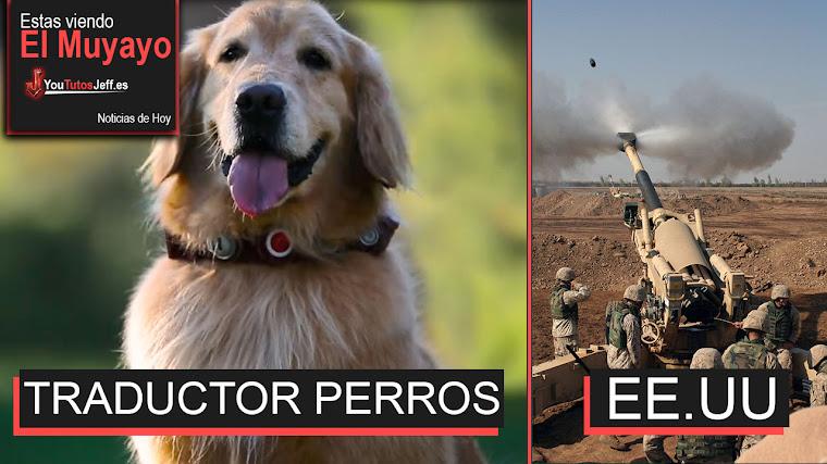 El Primer Traductor de Mascotas, Apple Park, Armas Nucleares, Purificador Gigante | El Muyayo