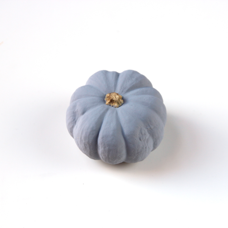 PAINTED PASTEL PUMPKINS - 3 DIFFERENT WAYS.