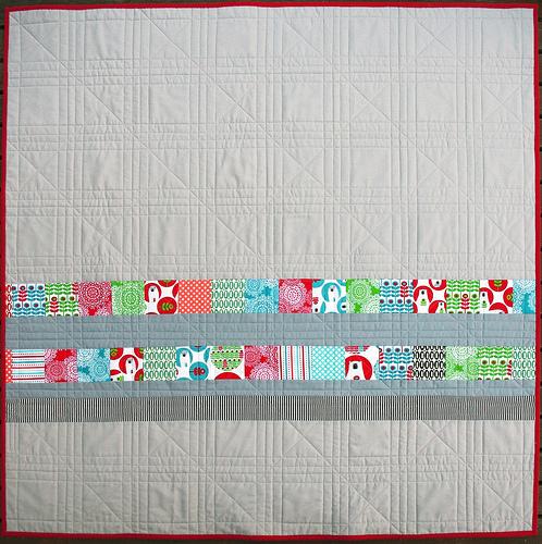 Red Pepper Quilts: Brrr! A Polar Bear Quilt