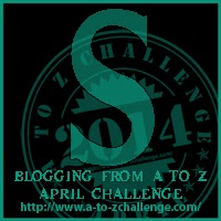 S is for Simon (#AtoZChallenge)