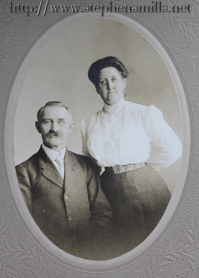 Photo of Walter Scott Emmons - Katherine (Kate) Jackson - Greenwood, Maine