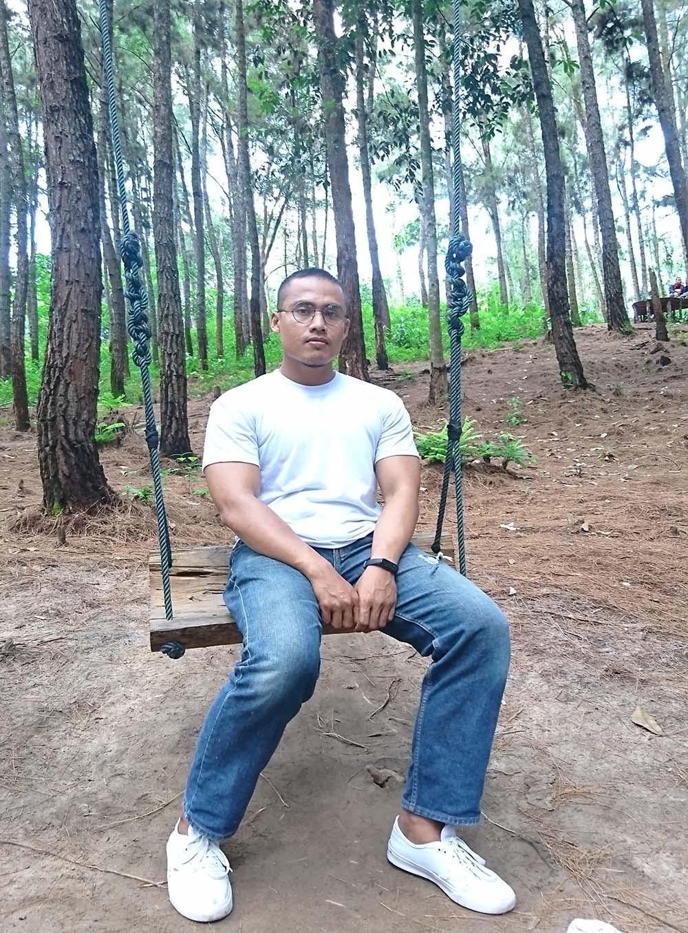 Wisata Hutan Pinus Candika, Tempat Piknik Keluarga dan Foto Prewedding di Kampar, tiket masuk hutan pinus riau