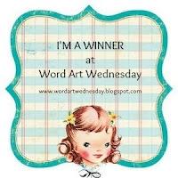 Word Art Wednesday #71