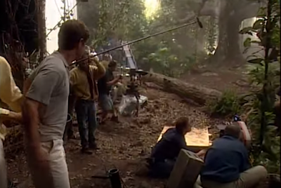 The Sounds of Jurassic Park III
