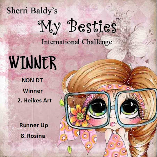 My Besties Challenge Blog