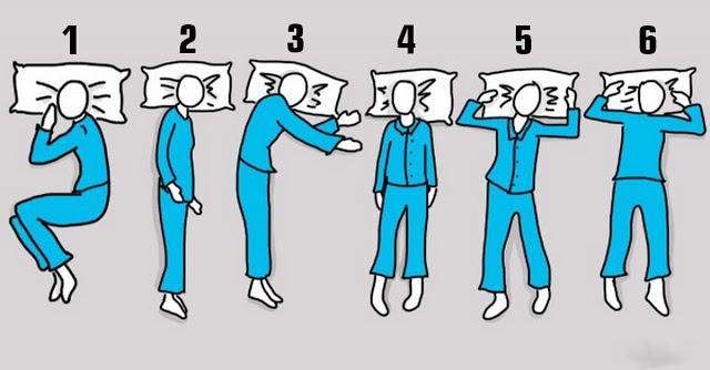 A posição que você dorme diz muito sobre você, entenda