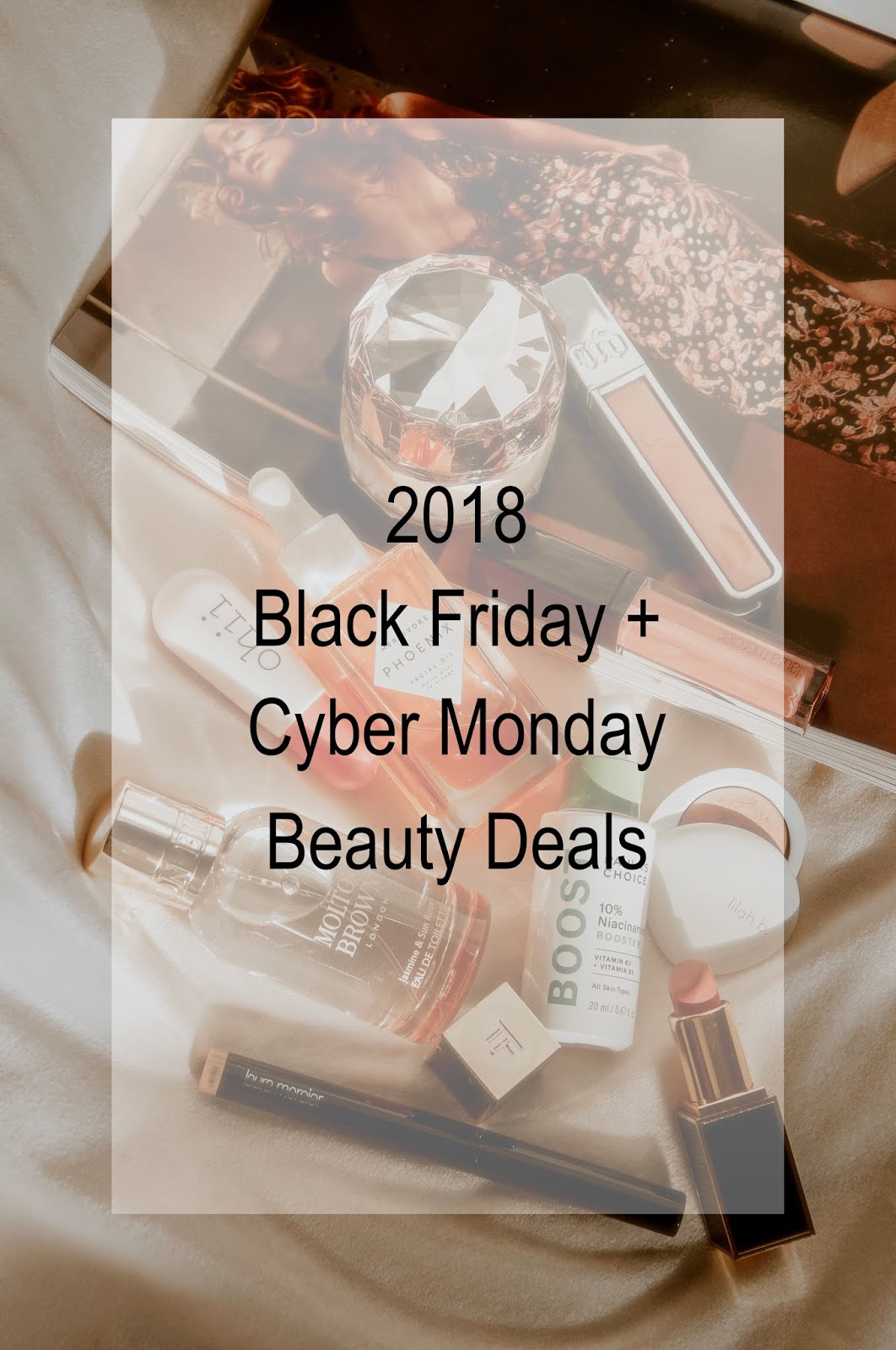 Black Friday + Cyber Monday Deals 2018