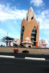 Tram Huong Tower - Nhatrang
