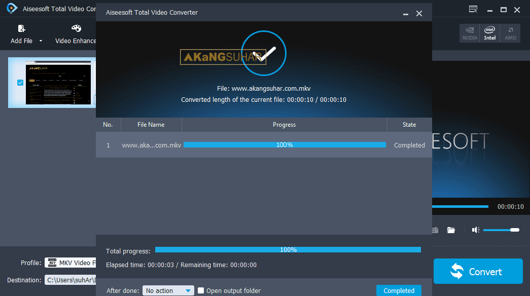 aiseesoft total video converter with crack free downloads