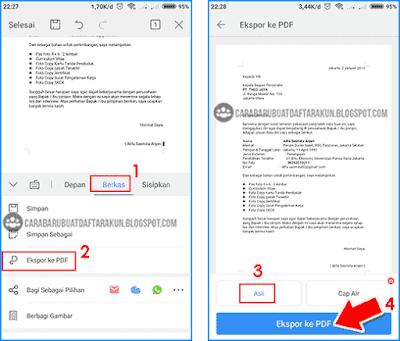 cara mengubah word ke pdf dengan google drive