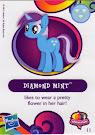 My Little Pony Wave 10 Diamond Mint Blind Bag Card