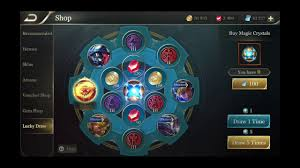 Voucher arena of valor