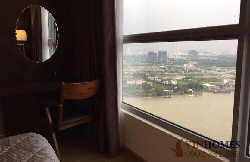 Bán gấp căn hộ 2 phòng ngủ 84m2 tầng cao tòa Central 2 - hinh 4