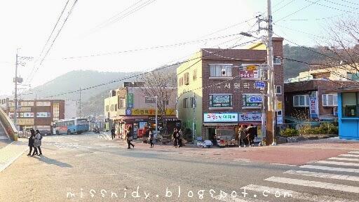 cara menuju gamcheon culture village busan