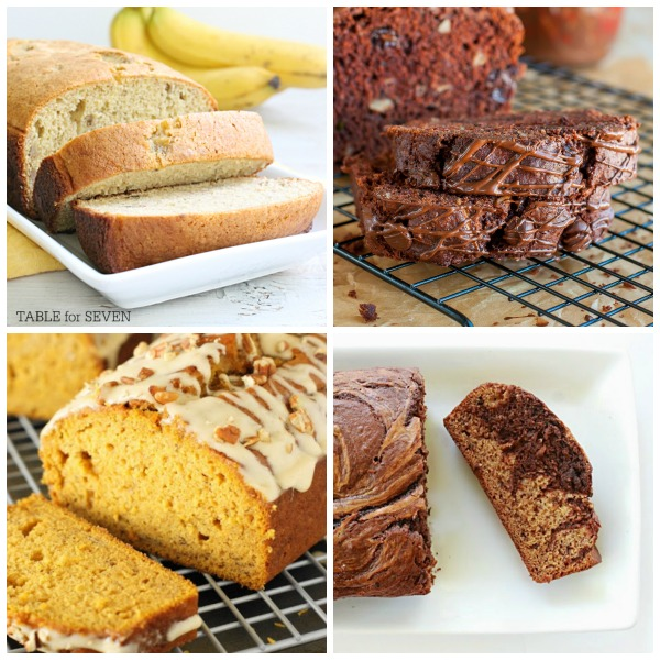 20 Delicious Ways to Make Banana Bread from Table for Seven