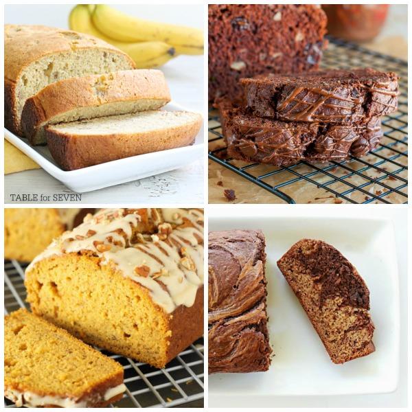 20 Delicious Ways to Make Banana Bread