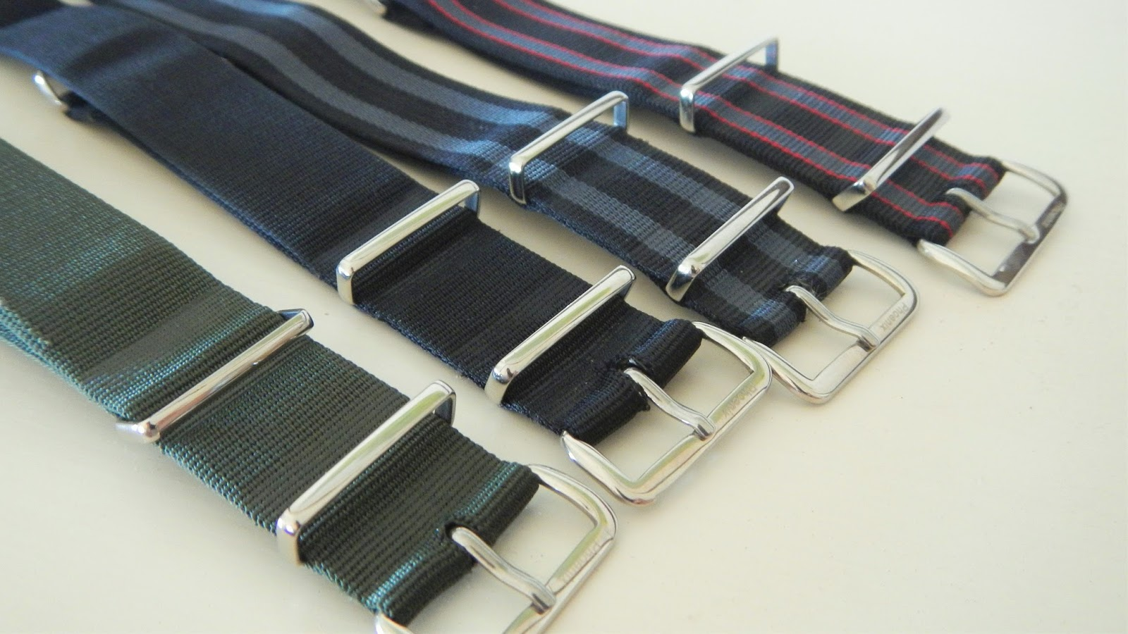 78ecfa74e83 Phoenix is the original manufacturer of British military watch straps and  are original issue to the British Ministry of Defense (MoD).