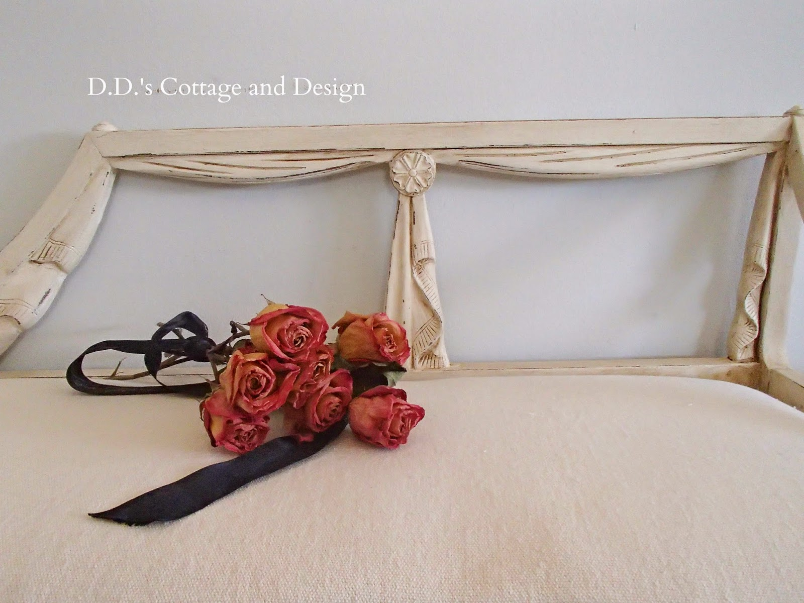 D D S Cottage And Design French Bench
