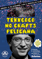 Concierto de Texxcoco, No Crafts y Pelícana en Maravillas Club