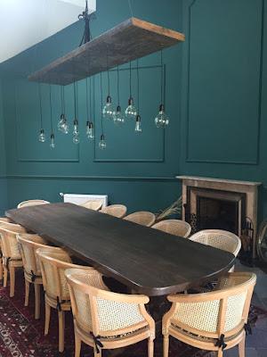 Proyecto de transformación de muebles y estilismo para Beauty Hotel