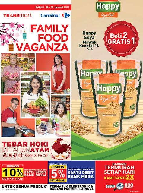 Katalog Carrefour Pulau Jawa Periode 18-31 Januari 2017