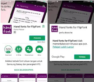Cara Mengganti Font Semua Merek Hp Oppo Dengan Mudah