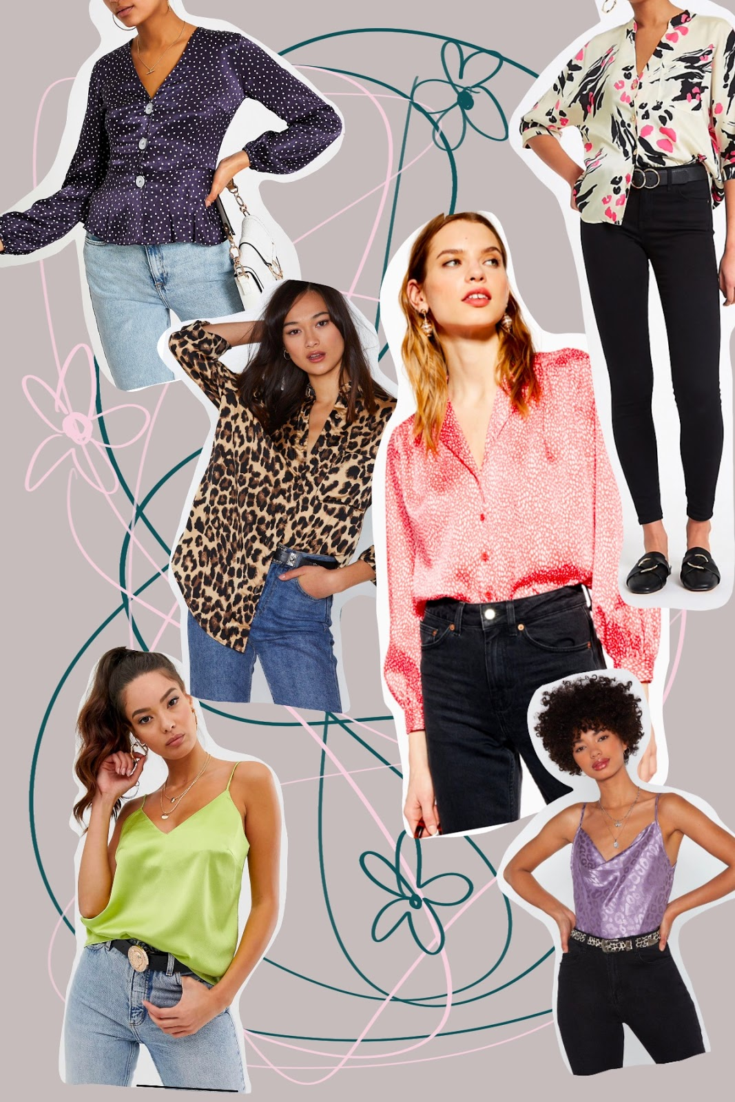 The High Street Guides: 'Jeans and a Nice Top'