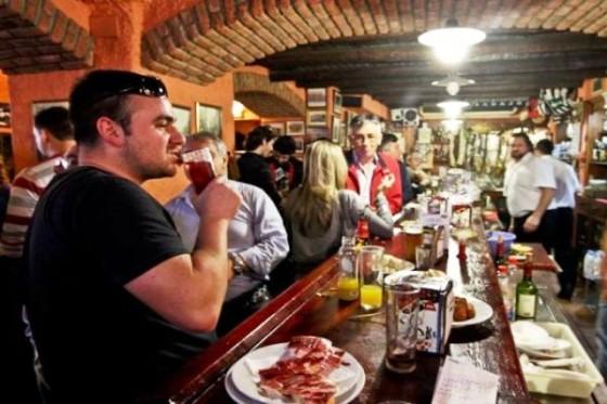 Restaurantes y bares en España